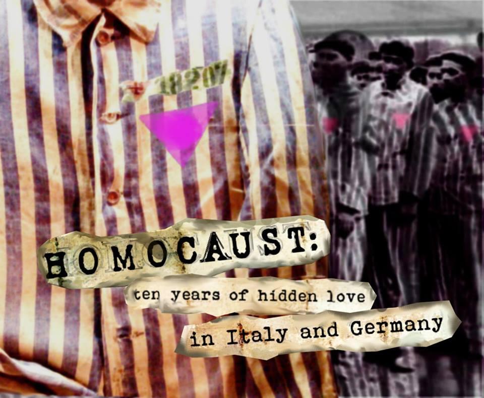 Homokaustas: dešimtmetį slepiama meilė Vokietijoje ir Italijoje