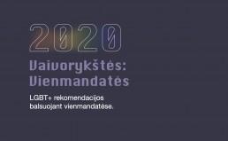 2020 Vaivorykščių vienmandatės