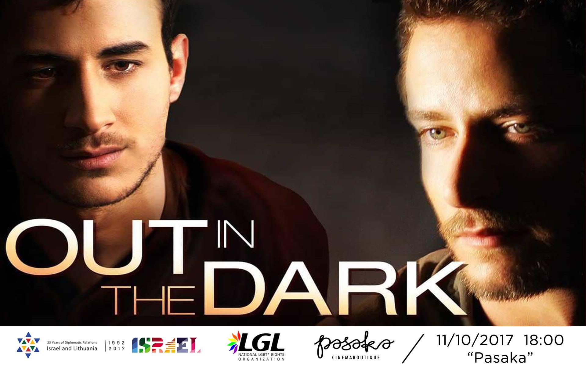"""Tarptautinė atsiskleidimo diena: filmo """"Out in the Dark"""" peržiūra"""