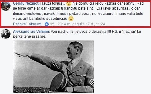 Neapykantos kalba socialiniuose tinklapiuose