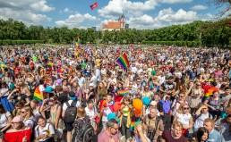 Baltic Pride 2019 eitynės
