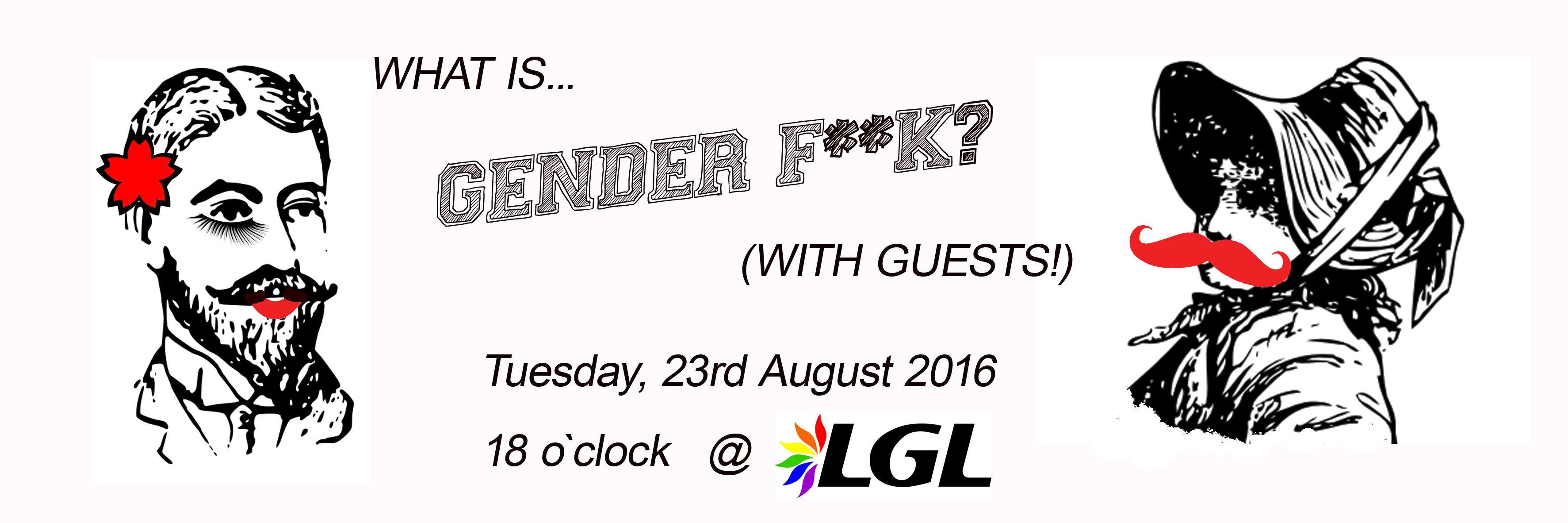 "Ką reiškia ""gender f**k""?"