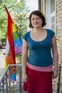 Buvusi LGL EST savanorė Annemarie