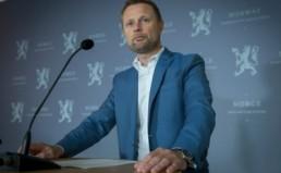 Health Minister Bent Høie