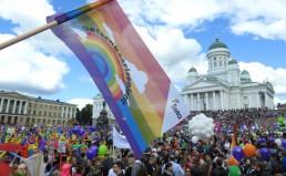 Helsinki Pride 2018 eitynės