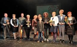 Lygybės ir įvairovės apdovanojimų laimėtojai