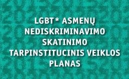 Nediskriminavimo planas 2015-2020