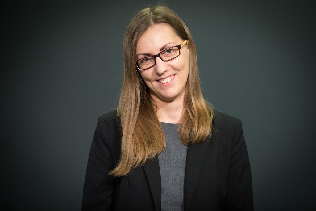 LGL atstovė Kamila Gasinska