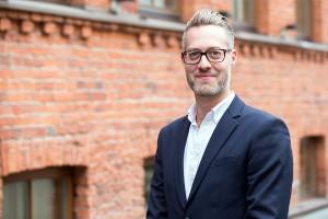 Stokholmo apskrities policijos Nusikalstamų tyrimų padalinio ekspertas Jonas Jonzon. Augusto Didžgalvio nuotr.
