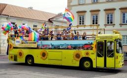 Vaivorykštės autobusas