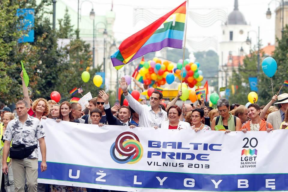 Baltic Pride 2013 dokumentinio filmo premjera