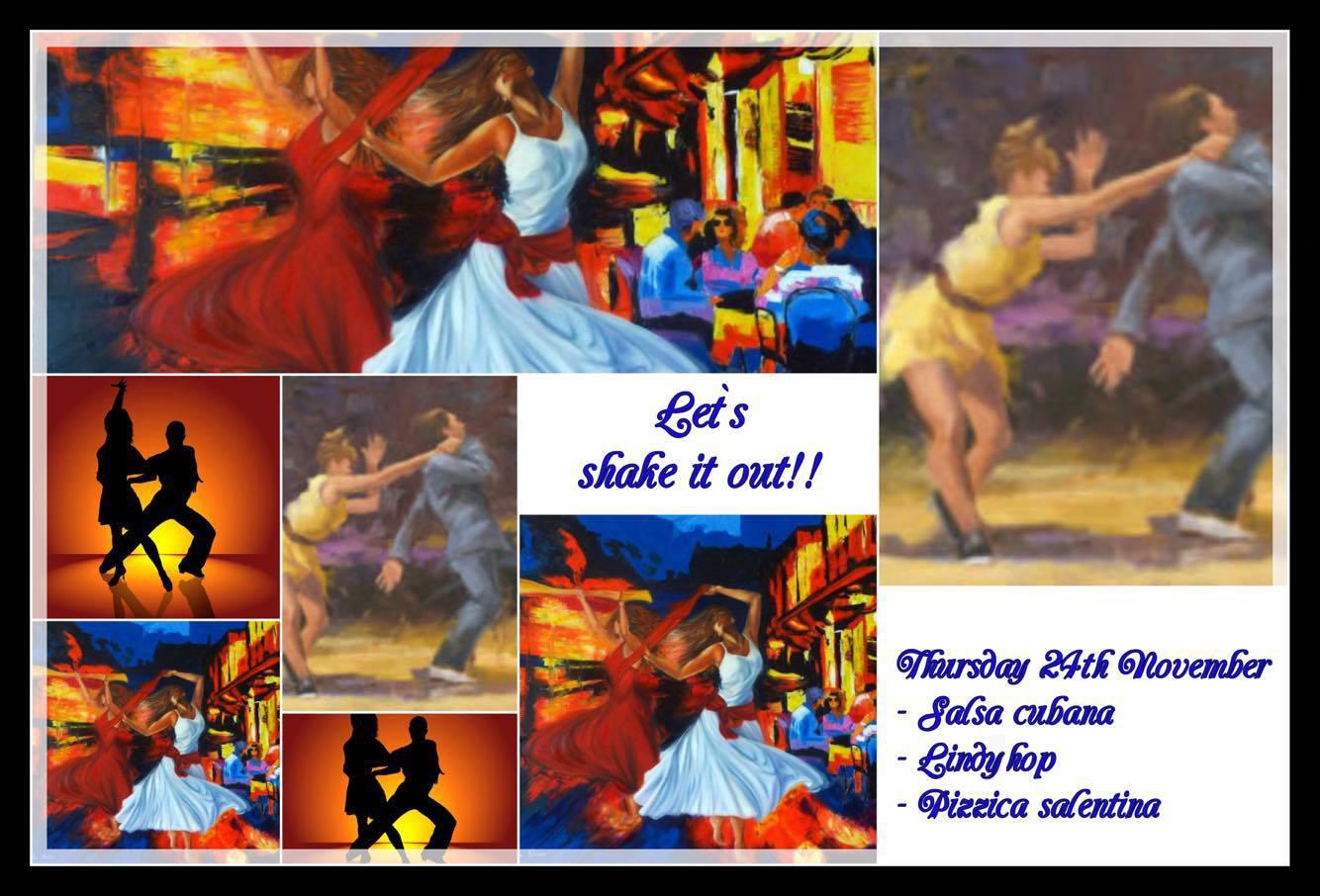 Shake it Out! Dance Night