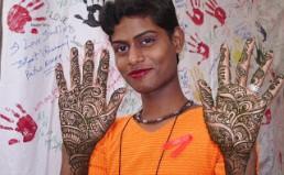 indian transgender person