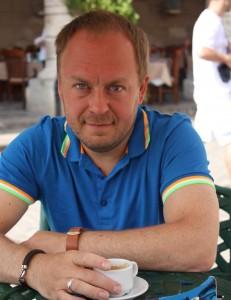 LGL Board Member Marius Kiškis
