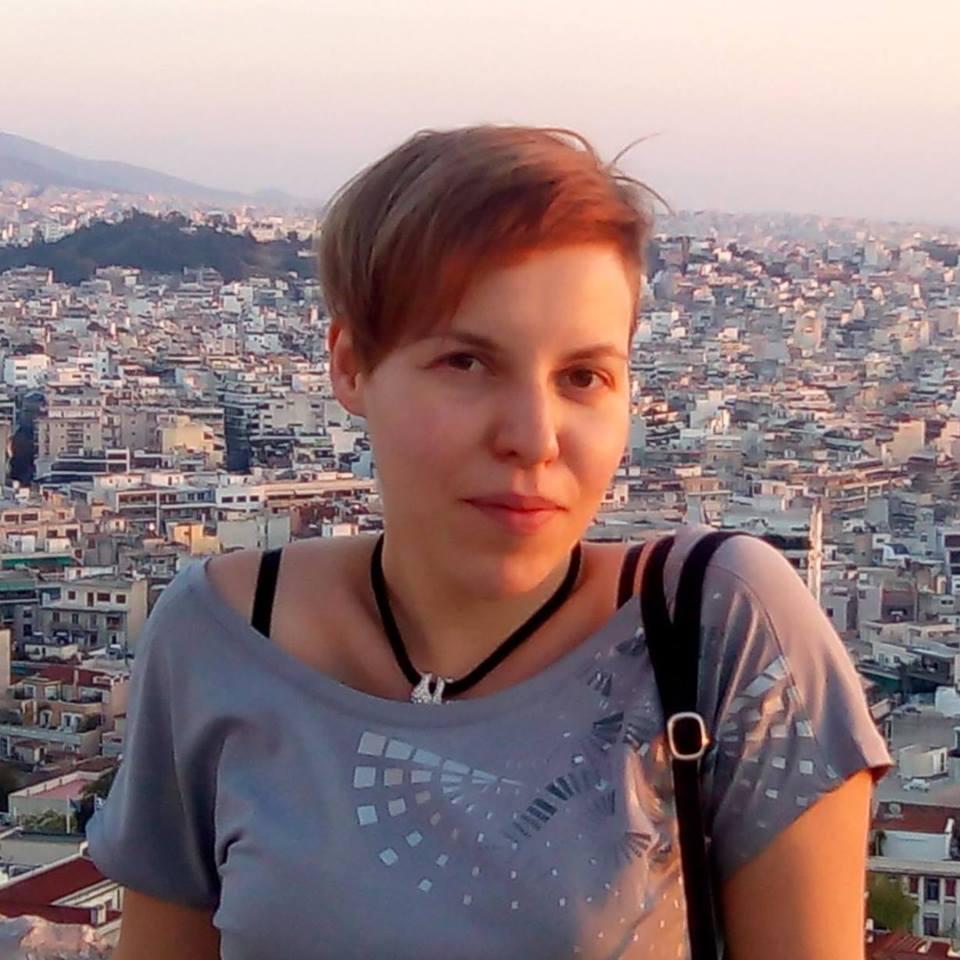 Natallia Mankouskaja, LGBT activist from Belarus
