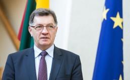 Premjeras Algirdas Butkevièius priëmë Vokietijos Ðlëzvigo-Holðteino þemës Ministrà Pirmininkà Torstenà Albigà.