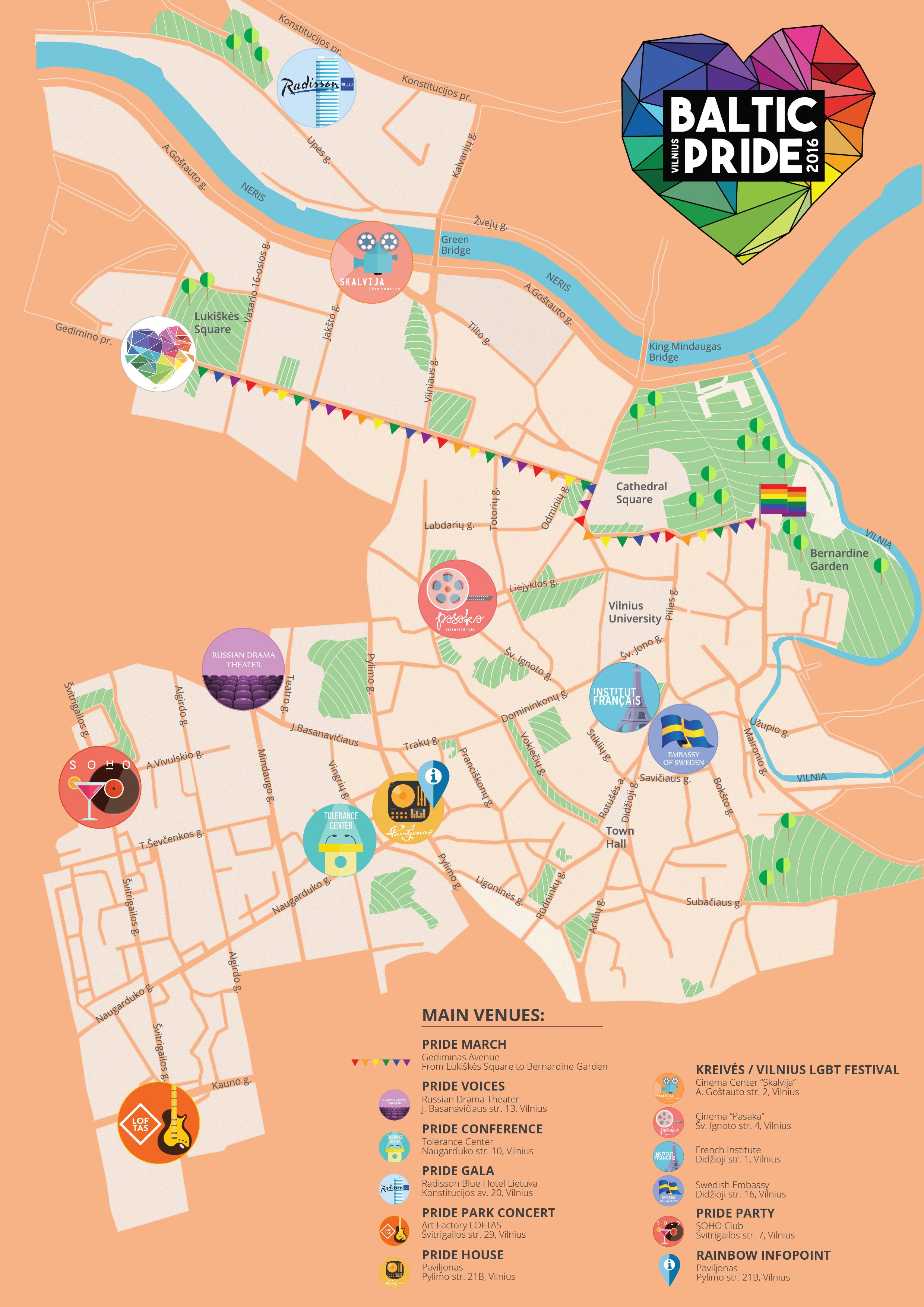 BP16 Map
