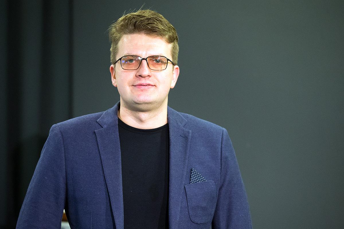 Vytautas Valentinavičius, Chief Consultant at the Parliamentary Ombudspersons' Office @ Augustas Didžgalvis
