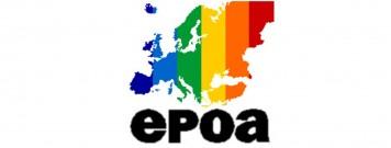 European Pride Organizers Association (EPOA), logo